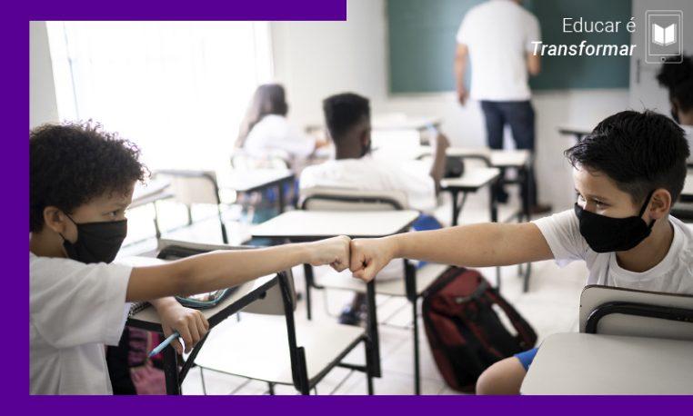 Educar é Transformar: a escola como espaço de vínculos e conexões