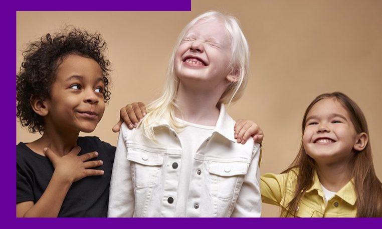 Albinismo: como incluir alunos com essa condição genética