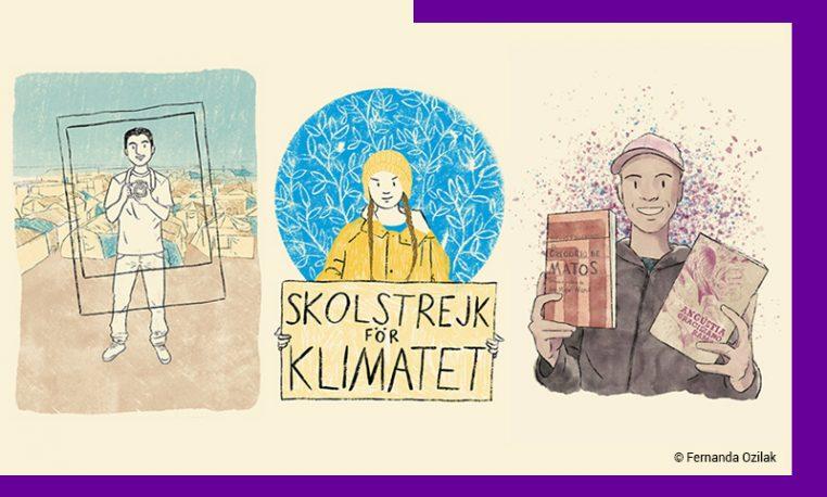 Livro '21 histórias de estudantes que mudaram a escola' reforça protagonismo jovem