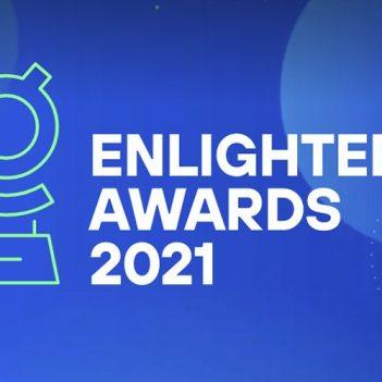 logotipo da premiação enlightED Awards