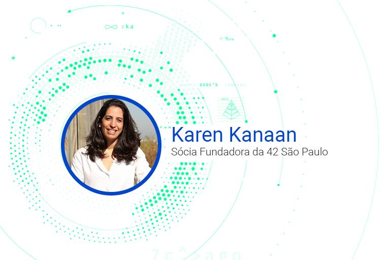 Karen Kanaan Sócia Fundadora da 42 São Paulo