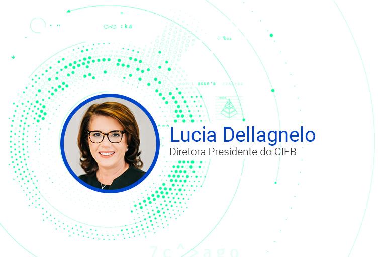 Lucia Dellagnelo Diretora Presidente do CIEB