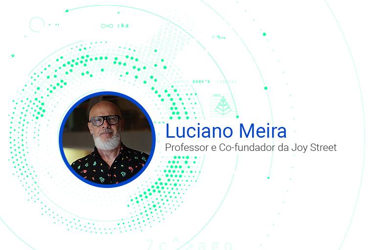 Luciano Meira Professor e Co-fundador da Joy Street