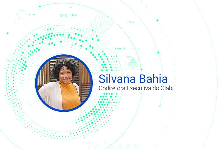 Silvana Bahia Codiretora Executiva do Olabi