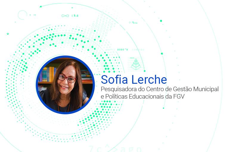 Sofia Lerche - Pesquisadora do Centro de Gestão Municipal e Políticas Educacionais da FGV