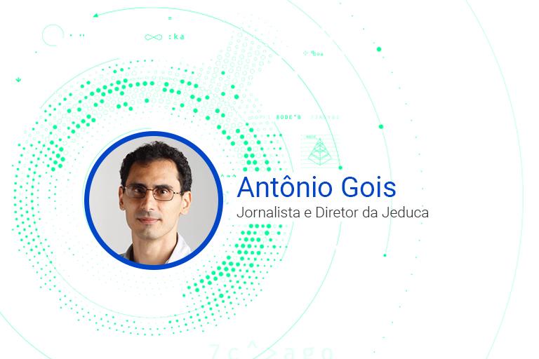 Antônio Gois Jornalista e Diretora da Jeduca